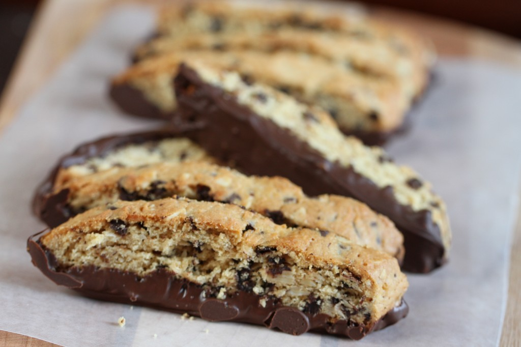 Image Result For Chocolate Chip Biscotti Recipe