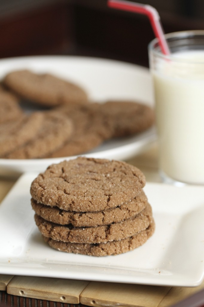 Chocolate Snickerdoodles {satisfymysweettooth.com}