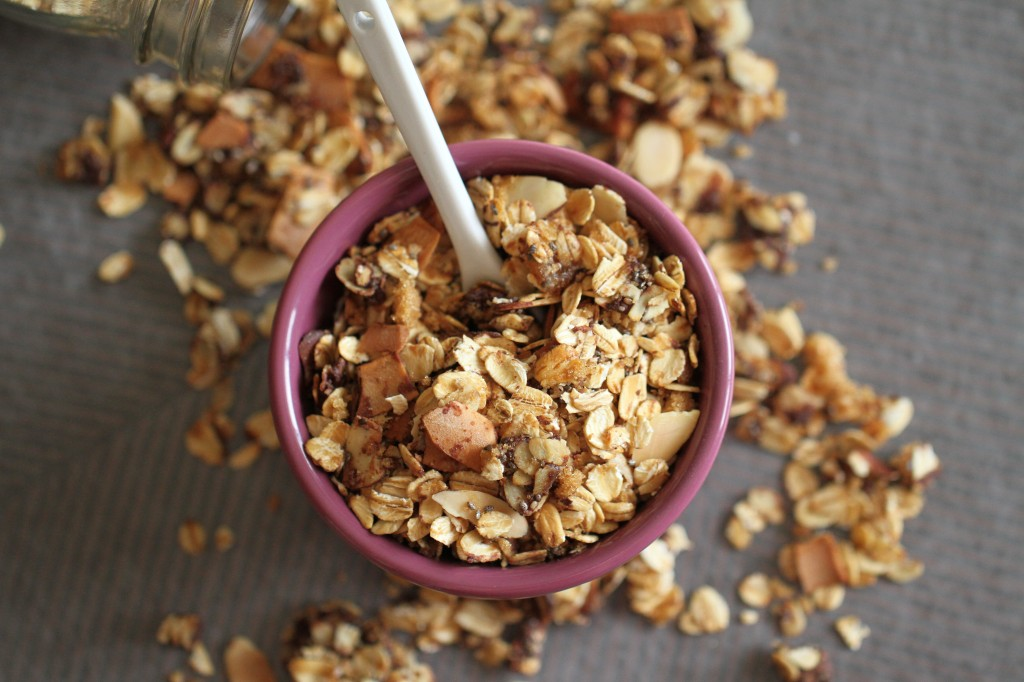 ... almond joy granola almond joy granola the best homemade almond